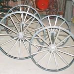 Teräksestä valmistetut pyörät
